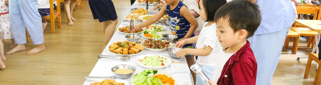 Chương trình dinh dưỡng và chăm sóc sức khỏe