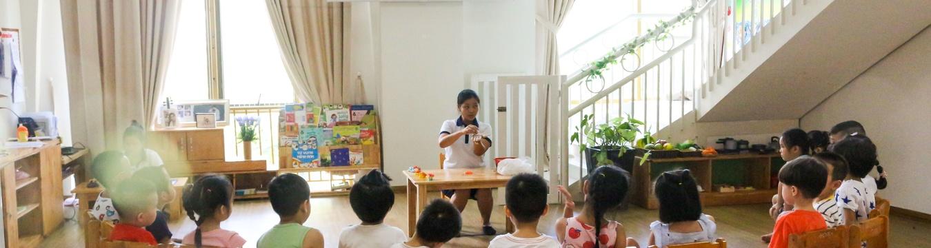 Chương trình Giáo dục Tự định hướng và phương pháp học tập qua dự án