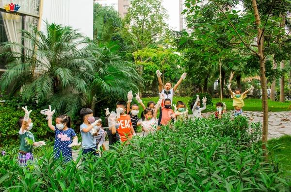 Giáo dục trẻ bằng cách dạy con bảo vệ môi trường